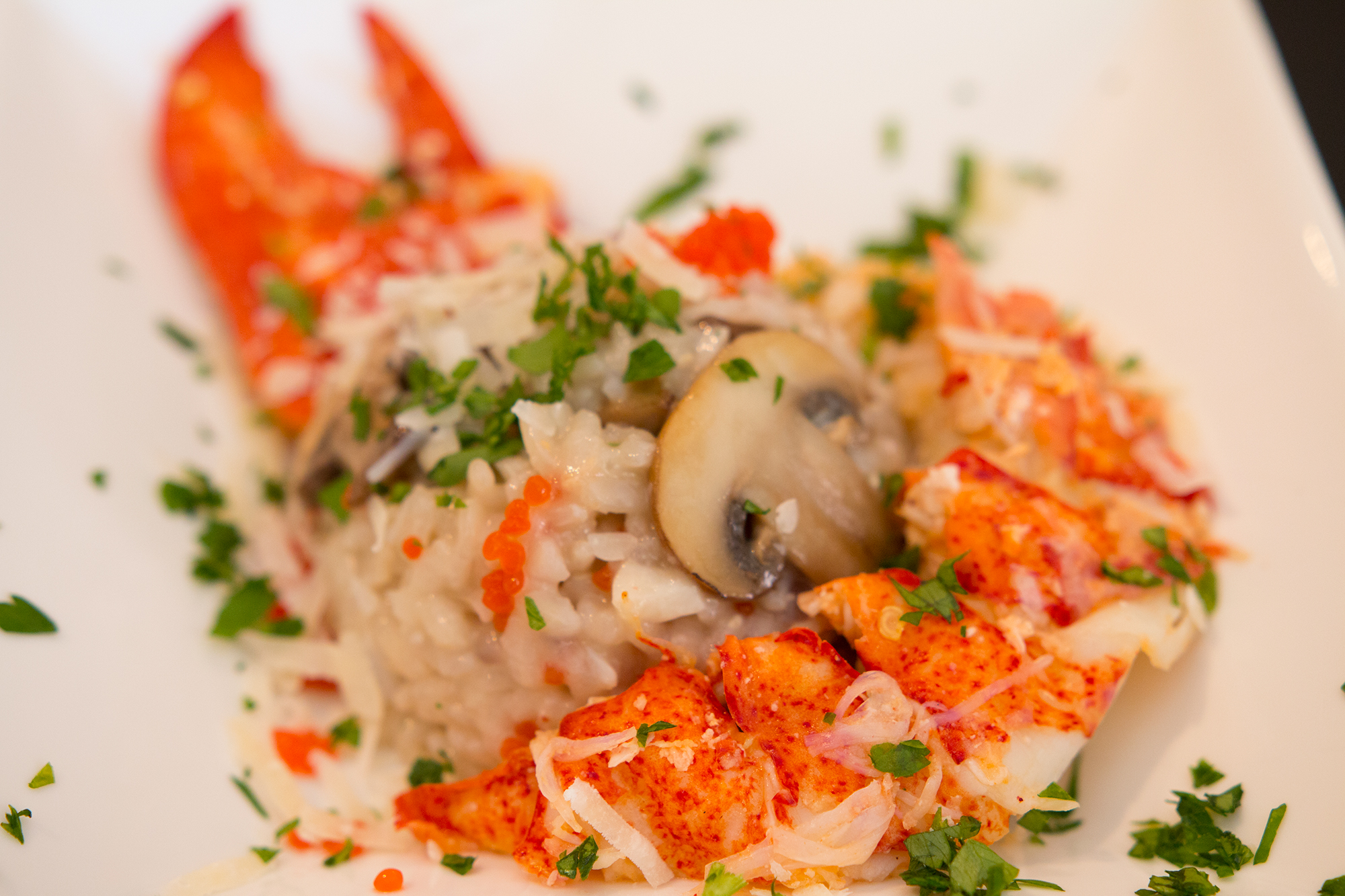 Lobster Risotto Meal   Lobster House