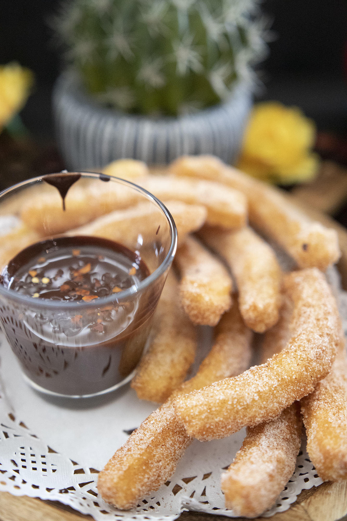How To Make Churros Easy Mexican Recipe Kravings Food Adventures